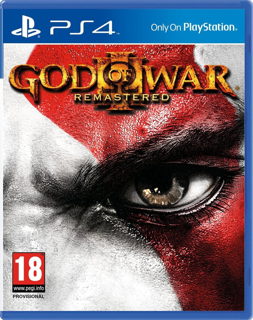 PS4 GOD OF WAR REMASTERIZADO Image