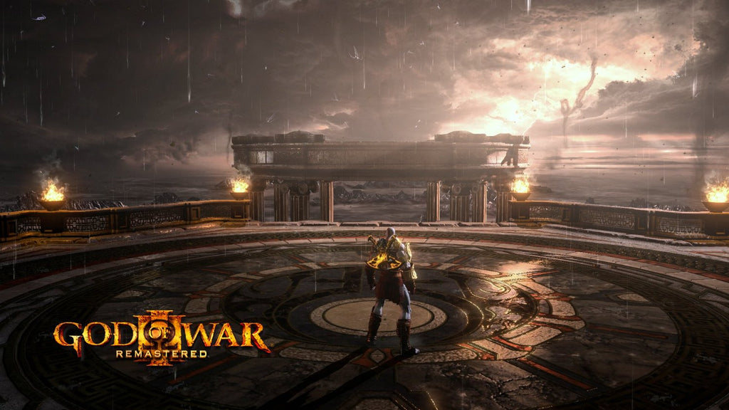 Jogo PS4 God Of War Remasterizado