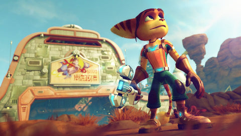 PS4 RATCHET - CLANK