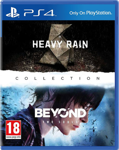 PS4 COLLECTION HEAVY RAIN - BEYOND