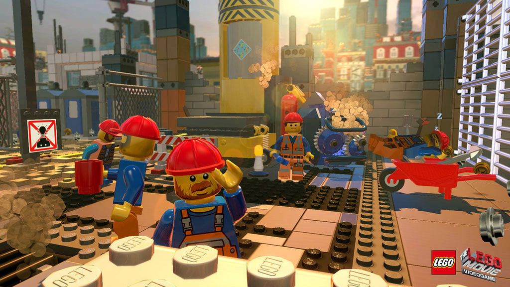 Jogo PS4 Lego Movie The Videogame