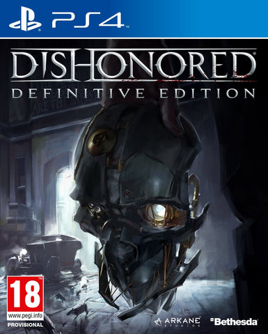 PS4 DISHONORED - DEFINITIVE EDITION