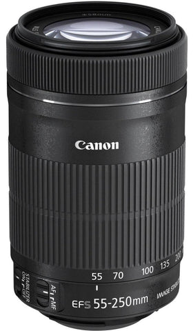 Objetiva Canon 55-250mm EF-S IS STM
