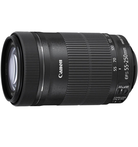 Canon 55-250mm IS STM