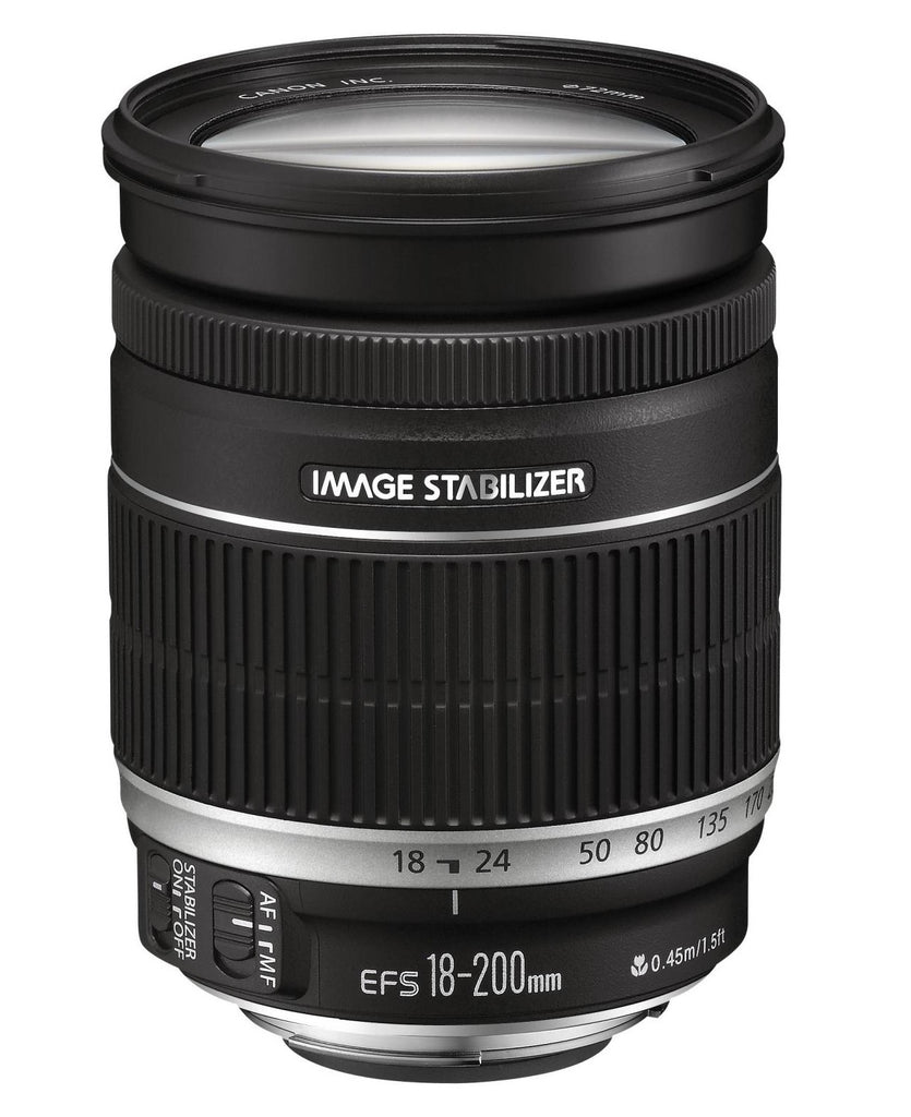 18-200mm IS Image