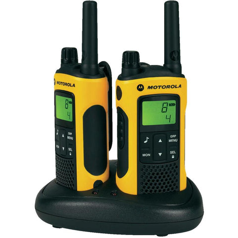 Motorola TLKR-T80  - Walkie Talkies
