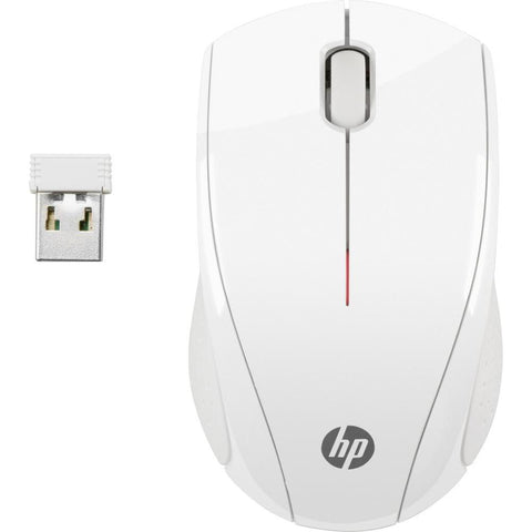 HP Rato Wireless Branco X3000