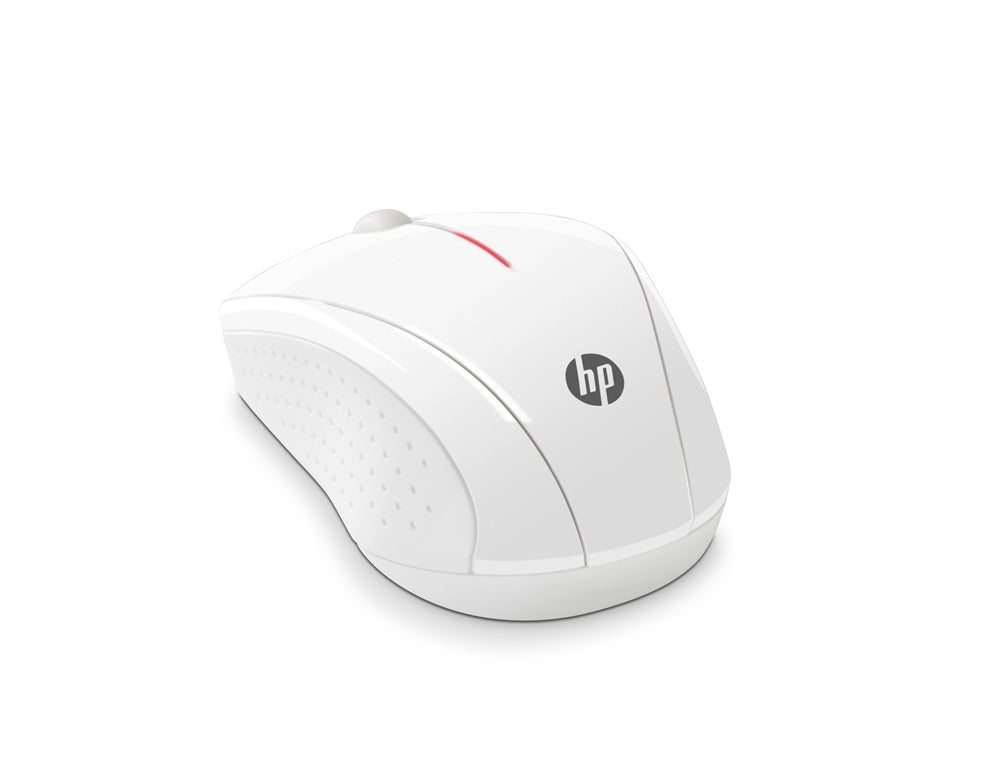 Rato Wireless HP X3000 Branco