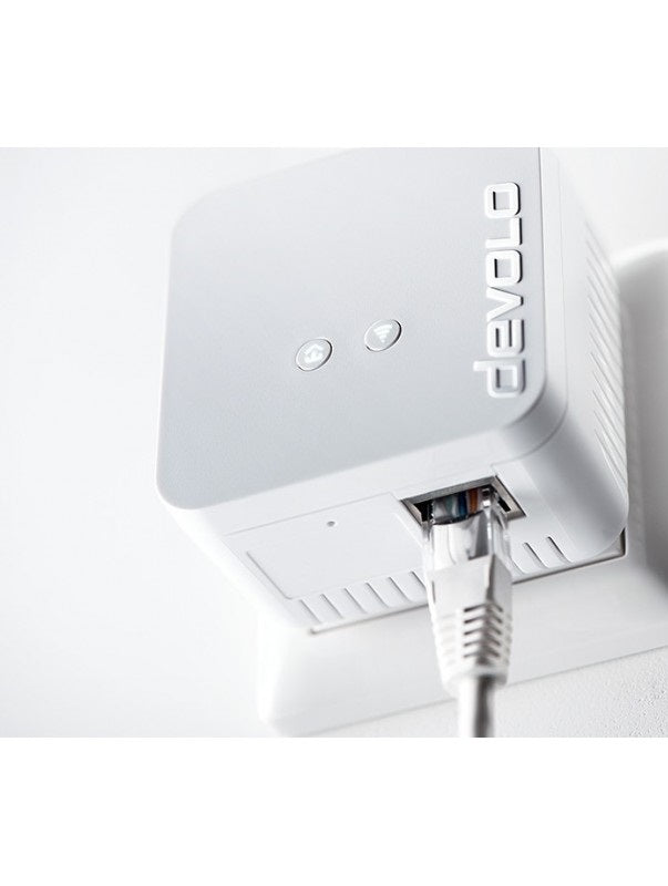 Powerline Devolo 9638 dLAN 550 duo+ WiFi Starter Kit