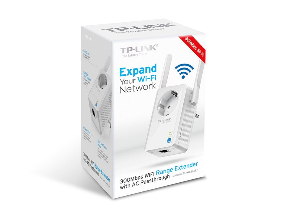 TP-Link TL-WA860RE Repetidor WiFi c/Tomada