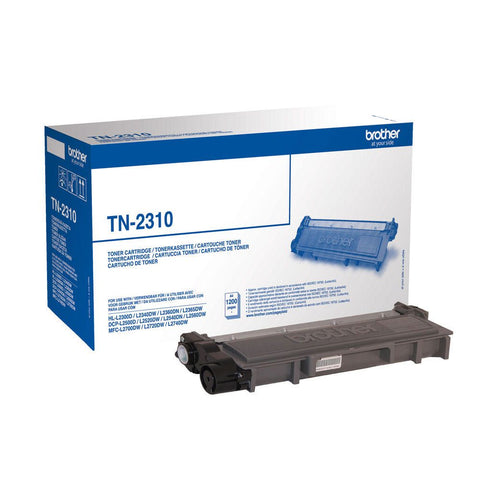 Brother Toner TN-2310 Preto