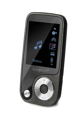 Sunstech MP4 THORN 8GB TITANIO