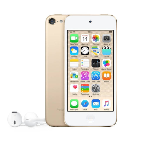 Apple MP4 IPOD TOUCH 32GB - GOLD