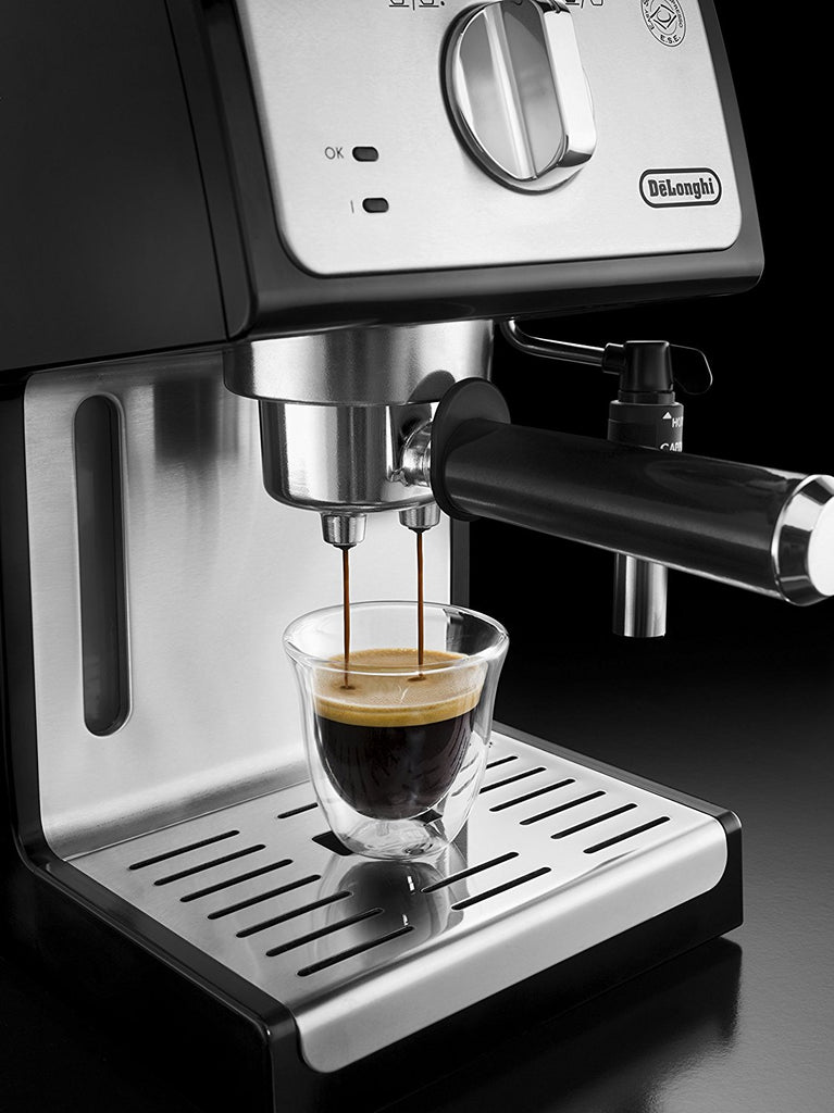 Máquina Café Manual DeLonghi ECP35.31