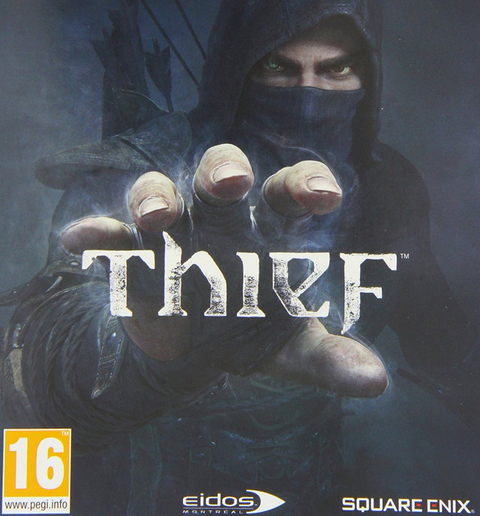 PS4 THIEF Image