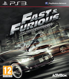 PS3 FAST FURIOUS SHOWDOWN Image