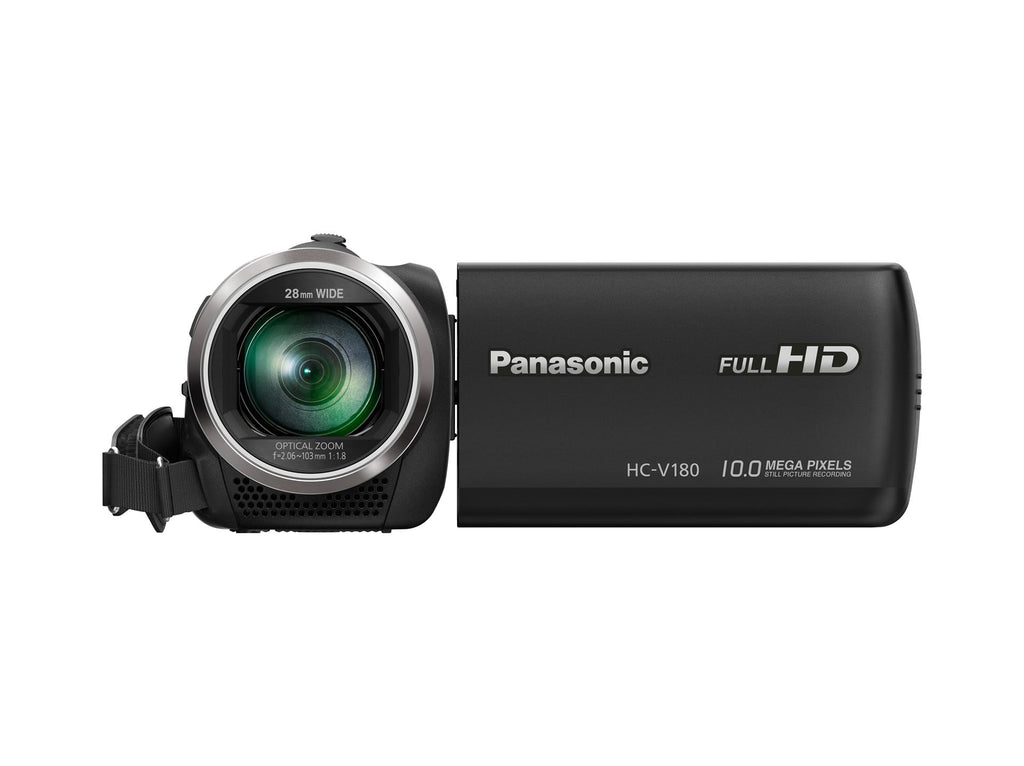 Câmara de Video Panasonic HC-V180
