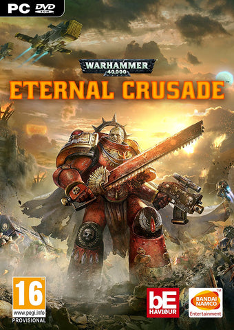 PC WARHAMMER 40000 ETERNAL CRUSADE