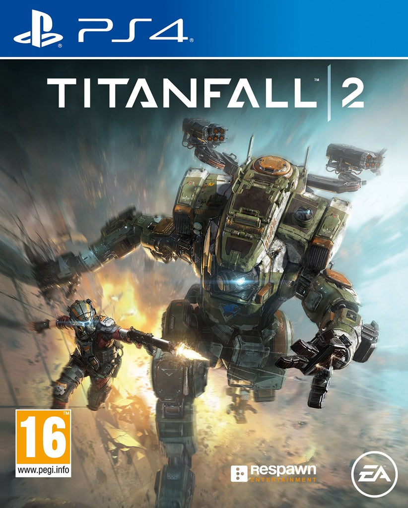 PS4 TITANFALL 2 Image