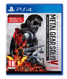 PS4 METAL GEAR SOLID V - DEFINITIVE EXPERIENCE Image