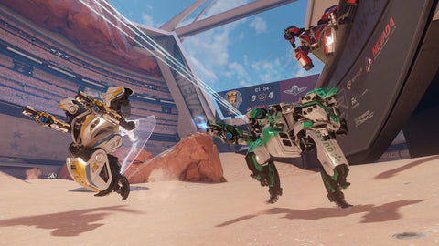 PS4 Rigs Mechanized Combat League