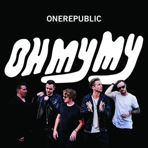 One Republic-Oh My My CD