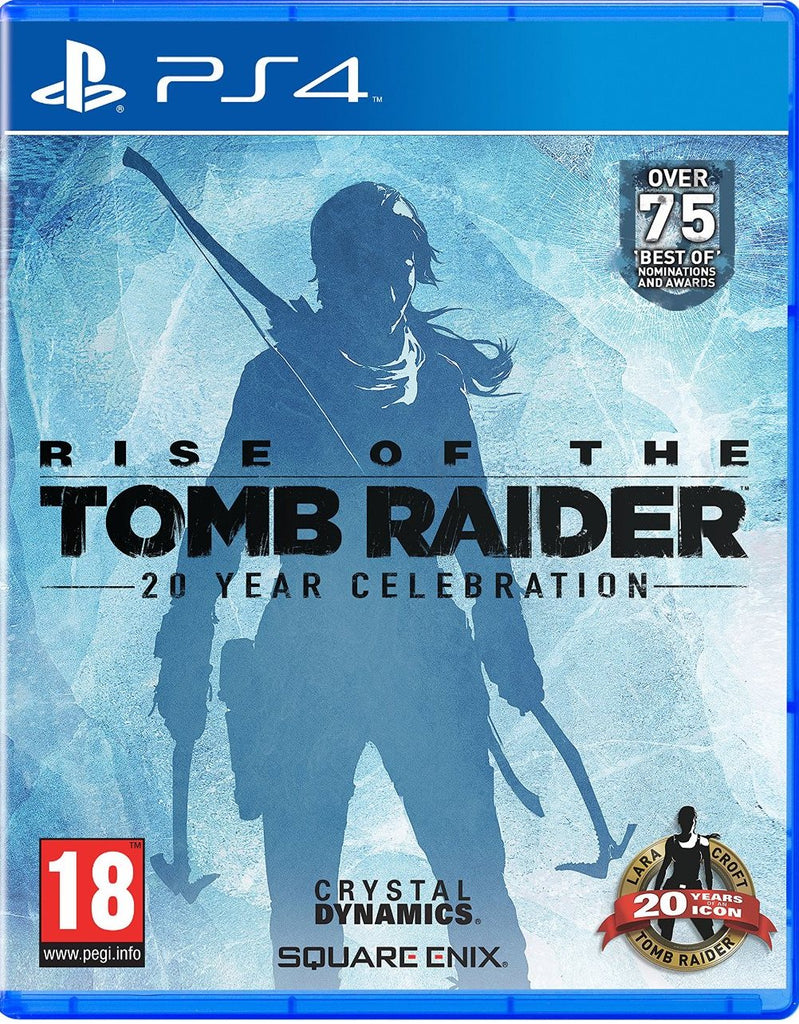 PS4 RISE OF THE TOMB RAIDER - 20 YEAR CELEB Image