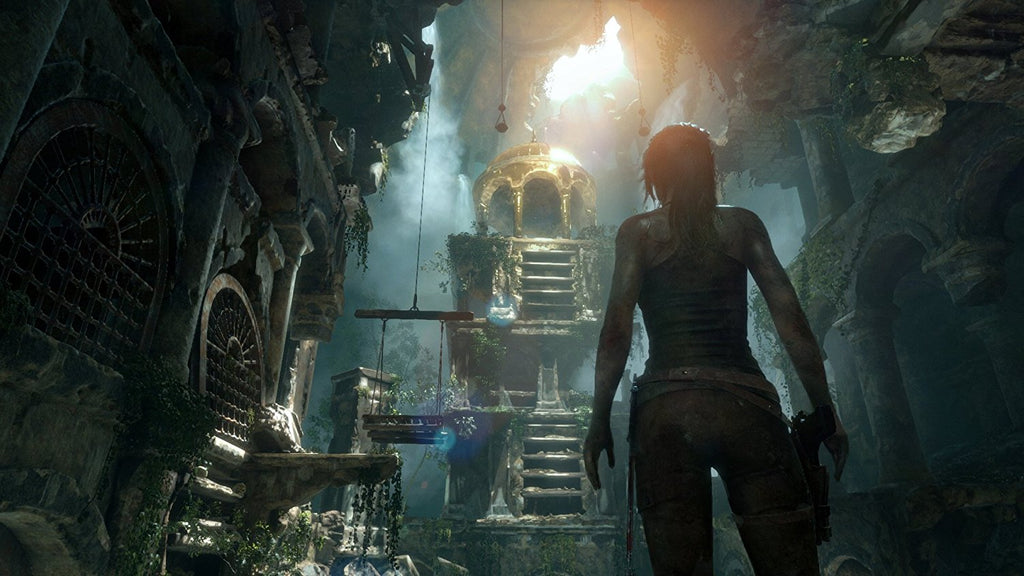 Jogo PS4 Rise Of The Tomb Raider - 20 Year Celeb