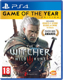 PS4 THE WITCHER 3 WILD HUNT GOTY Image