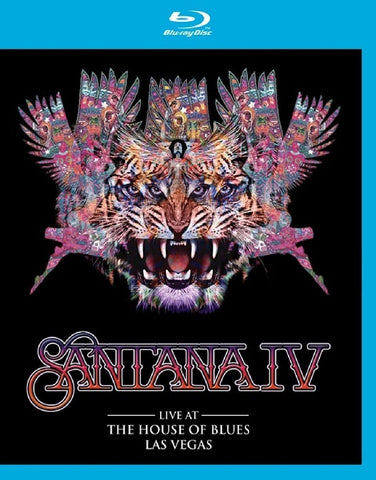 SANTANA IV-LIVE AT HOUSE BLUES BD