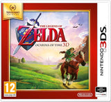 3DS ZELDA OCARINA OF TIME SELECTS Image