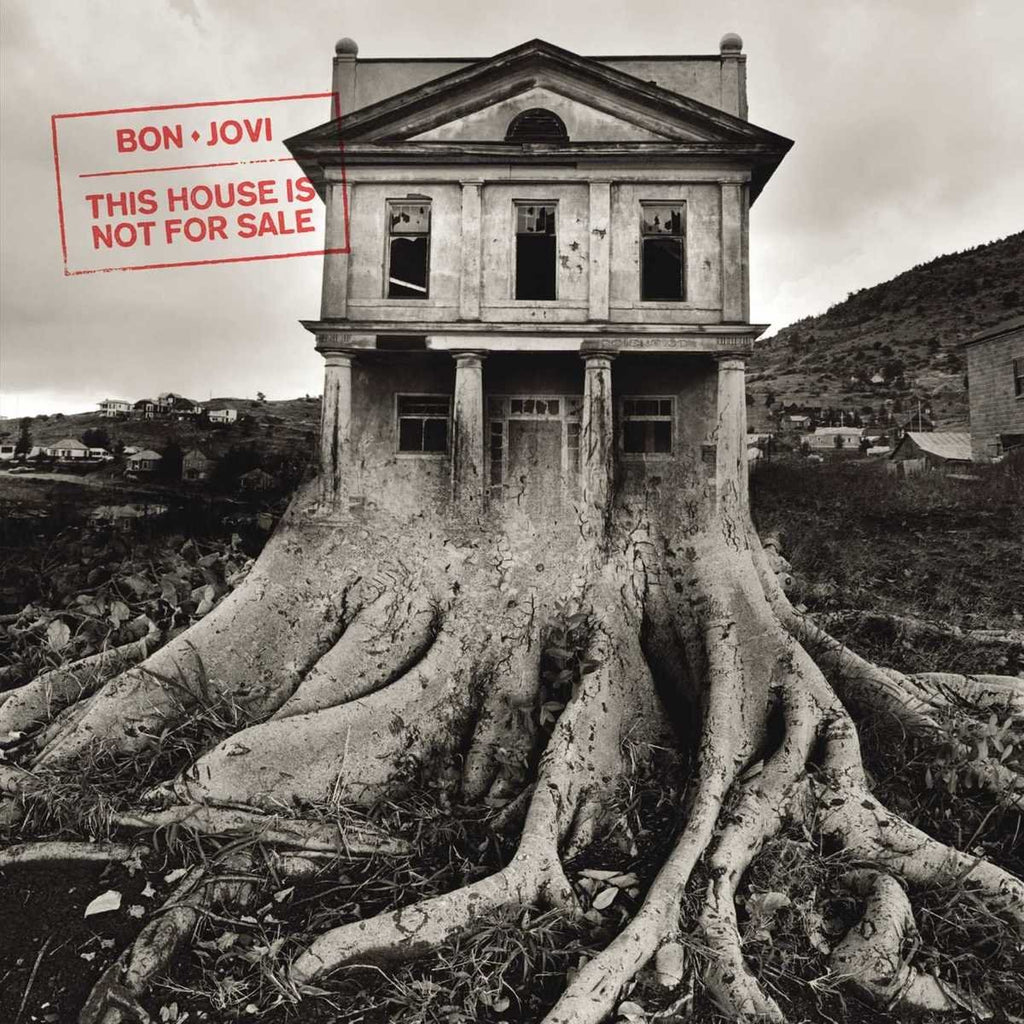 THIS HOUSE IS NOT FOR SALE CD Image
