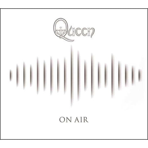 QUEEN-ON AIR CD