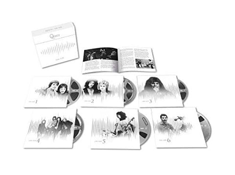 QUEEN-ON AIR-DELUXE CD