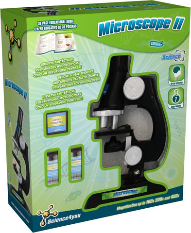 Science4you Microscópio II