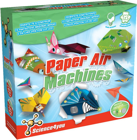 Science4you Paper Air Machines