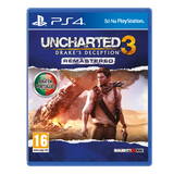 PS4 UNCHARTED 3 DRAKES DECEPTION Image