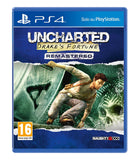 PS4 Uncharted Drakes Fortune Remastered Image
