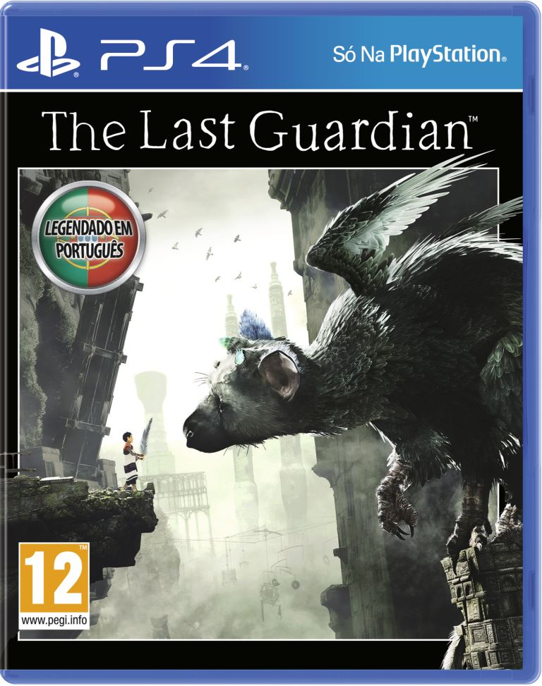 Jogo PS4 The Last Guardian