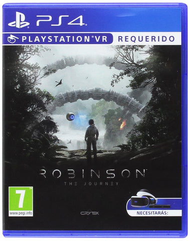 PS4 Robinson The Journey VR