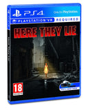 PS4 HERE THEY LIE VR Image