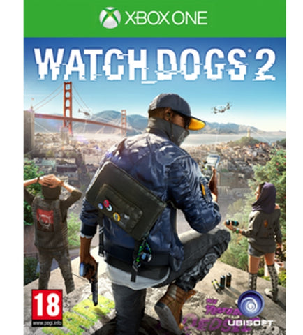 Jogo Xbox One Watch Dogs 2