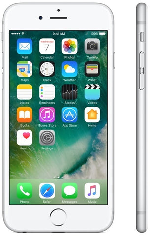 Apple iPhone 6s Prateado - Smartphone 4.7