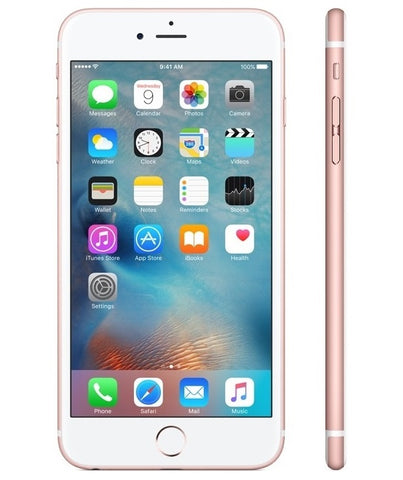 Apple iPhone 6s Plus Rosa Dourado - Smartphone 5.5
