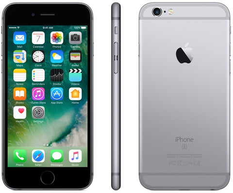 Apple iPhone 6S Plus Cinzento - Smartphone 5.5