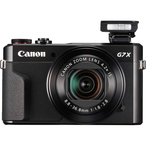 Canon PowerShot G7 X Mark II - Máquina Fotográfica 20 MP | Zoom 4x | 1