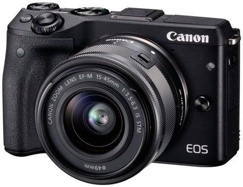 Canon EOS M3 +15-45 IS STM
