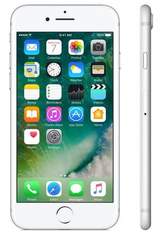 Apple iPhone 7 Prateado - Smartphone 4.7