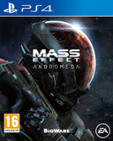 PS4 MASS EFFECT: ANDROMEDA Image