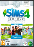 PC OS SIMS 4 PACK 7 - VAMPIRES, KIDS ROOM STUFF, BACKYARD STUFF Image
